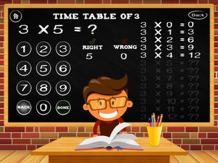 free Time Table for Kids