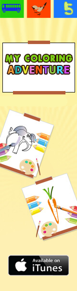 animal coloring game