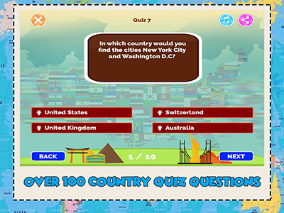 geography game app